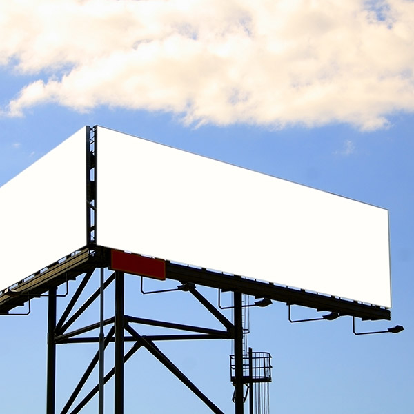billboard advertising Las Vegas, NV